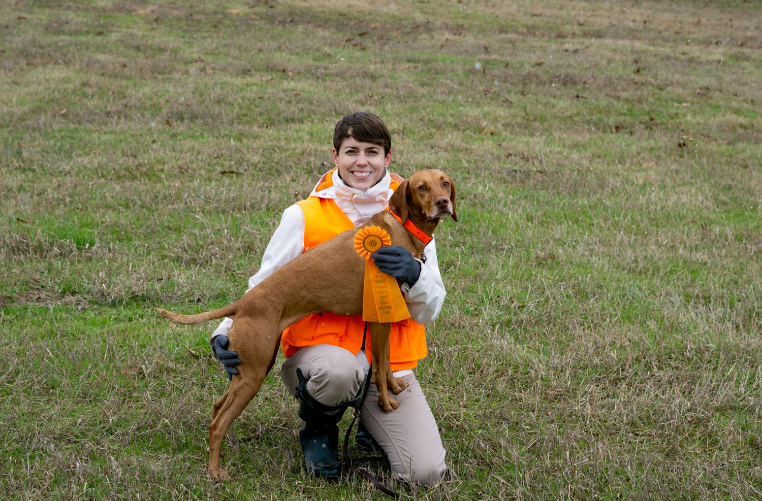 Imposter Syndrome in Hunting Dog Competitions